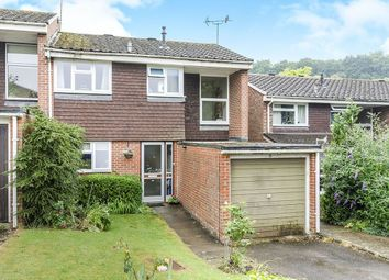 Thumbnail 3 bed terraced house for sale in Wordsworth Close, Winchester