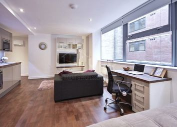 Thumbnail  Studio to rent in South Parade, Leeds, West Yorkshire