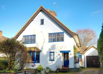 Thumbnail 4 bed detached house to rent in Old Farnham Lane, Farnham