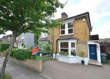 Thumbnail 3 bed semi-detached house for sale in Hale End Road, London