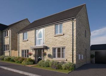 Thumbnail 4 bed detached house for sale in Apperley Bridge, Bradford, West Yorkshire