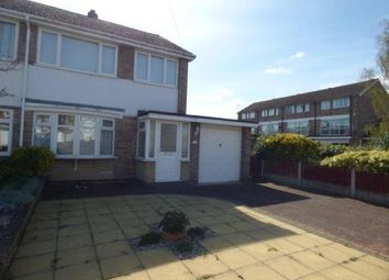 Thumbnail 3 bed semi-detached house for sale in Sambar Road, Fazeley, Tamworth, Staffordshire