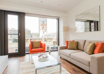Thumbnail 1 bed flat for sale in Wood Street, London
