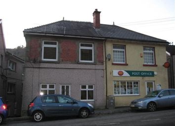Thumbnail 2 bed flat to rent in High Street, Abercarn, Newport