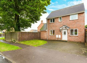 Thumbnail 3 bed detached house for sale in Trigg Way, Melbourn, Cambridgeshire