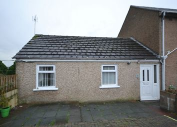 Thumbnail 1 bed terraced bungalow to rent in Greystone Avenue, Cleator Moor, Cumbria