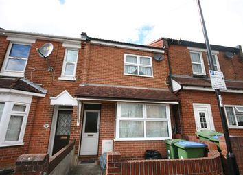 Thumbnail 3 bedroom terraced house to rent in Norham Avenue, Shirley, Southampton