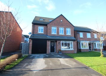 Thumbnail 4 bed detached house for sale in Brambling Lane, Wath Upon Dearne