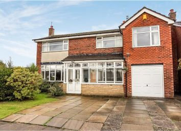 Thumbnail 5 bed detached house for sale in Hillsborough Drive, Bury