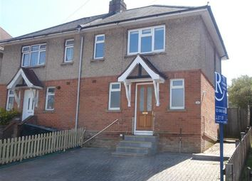Thumbnail 3 bed semi-detached house to rent in Vine Road, Southampton