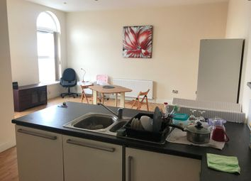 Thumbnail 2 bed flat to rent in Chelsea Road, Southsea