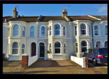 Thumbnail 3 bedroom terraced house to rent in Westcourt Road, Worthing, West Sussex