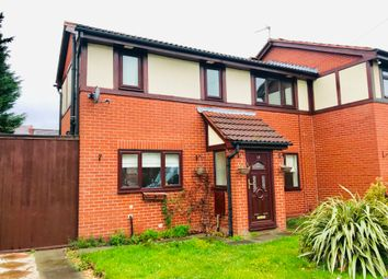 Thumbnail 2 bed semi-detached house for sale in Houghton Close, Newton-Le-Willows, Lancashire
