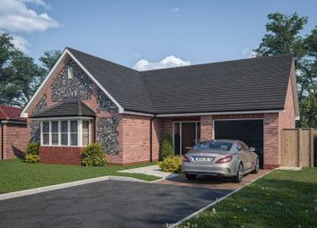 Thumbnail 3 bed detached bungalow for sale in Off Whichers Gate Road, Rowlands Castle