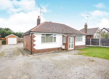 Thumbnail 2 bed bungalow for sale in Manor Road, Marple, Stockport, Cheshire