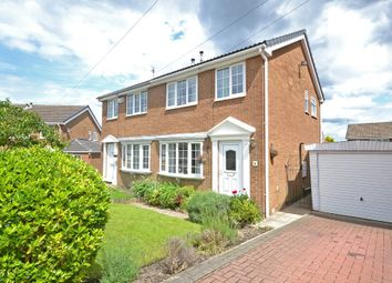 Thumbnail 3 bed semi-detached house for sale in Highfields, Netherton, Wakefield