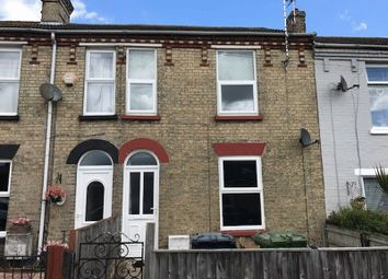 Thumbnail 2 bedroom terraced house to rent in Stradbroke Road, Gorleston, Great Yarmouth