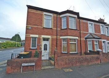 Thumbnail 3 bed terraced house to rent in Superb End-Of-Terrace, Sutton Road, Newport