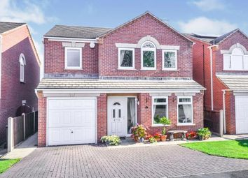Thumbnail 4 bed detached house for sale in Hardwick View Close, New Houghton, Mansfield, Derbyshire