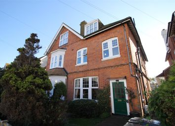 Thumbnail 3 bed flat for sale in Cantelupe Road, Bexhill-On-Sea