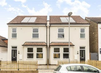 Thumbnail 4 bed semi-detached house for sale in Lenelby Road, Tolworth, Surbiton