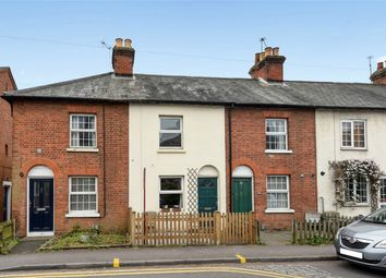 Thumbnail 2 bed terraced house for sale in Langborough Road, Wokingham, Berkshire