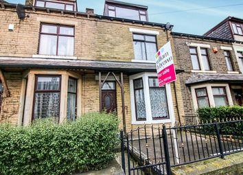 Thumbnail 4 bedroom terraced house for sale in Beckside Road, Great Horton, Bradford