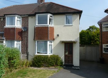 Thumbnail 3 bedroom semi-detached house to rent in Kings Green Avenue, Kings Norton, Birmingham