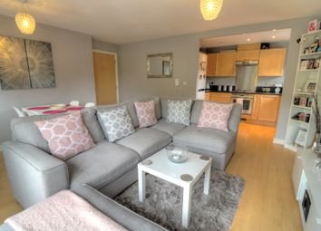 Thumbnail 2 bed flat for sale in Winnipeg Way, Broxbourne