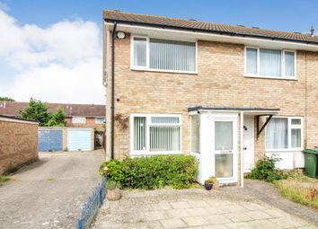 Thumbnail 2 bed end terrace house for sale in Symes Road, Hamworthy, Poole