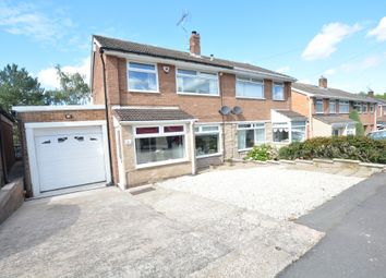 3 bed semi-detached house for sale in Backfield Rise, Chapeltown, Sheffield S35