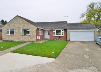 Thumbnail 4 bed detached bungalow for sale in Williamthorpe Road, North Wingfield, Chesterfield