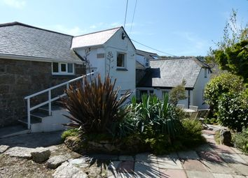 Thumbnail 4 bedroom detached house for sale in Porthcurno, St Levan