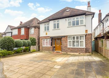 5 bed detached house for sale in Coombe Gardens, Wimbledon, London SW20