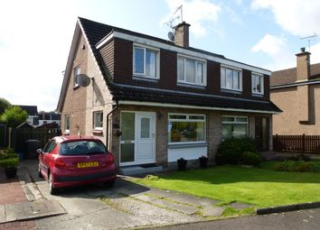 Thumbnail 3 bed semi-detached house for sale in Douglas Terrace, Stirling