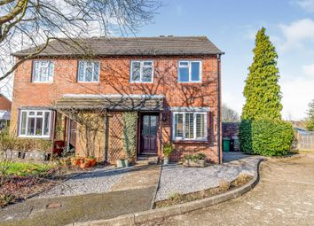 Thumbnail 3 bed semi-detached house for sale in St Annes Close, Badger Farm, Winchester
