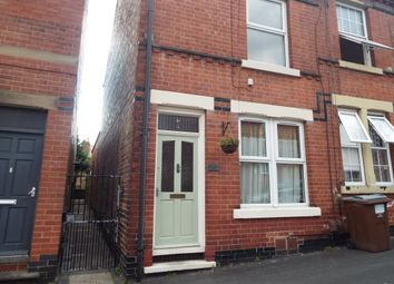 Thumbnail 2 bed property to rent in Leslie Road, Forest Fields, Nottingham