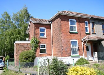 Thumbnail 3 bedroom semi-detached house for sale in Paper Mill Lane, Bramford, Ipswich, Suffolk