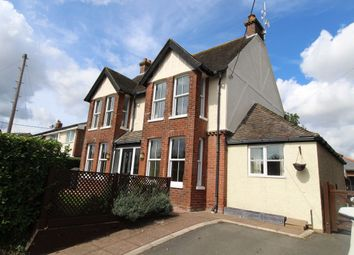 Thumbnail 5 bed detached house to rent in The Street, West Hougham, Dover