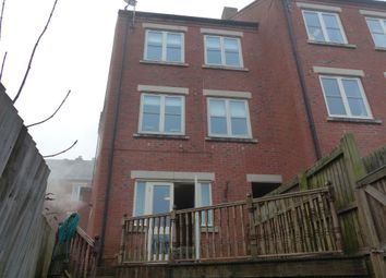 Thumbnail 4 bed town house for sale in Taylor Court, Ashbourne