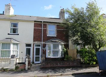 Thumbnail 2 bed terraced house for sale in Forde Close, Newton Abbot