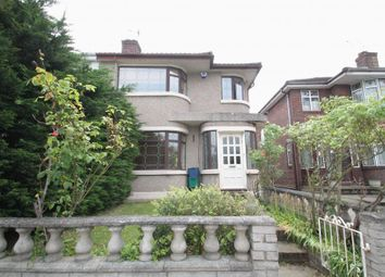 Thumbnail 3 bed semi-detached house for sale in Herent Drive, Clayhall, Ilford