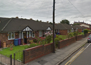 Thumbnail 2 bed terraced bungalow to rent in Oakfield, Anfield, Liverpool