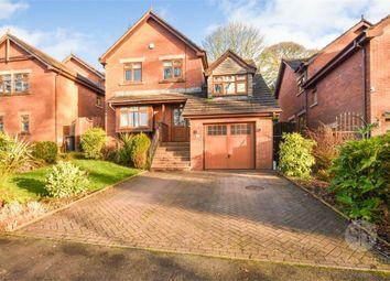 Thumbnail 4 bed detached house for sale in Eden Park, Blackburn, Lancashire