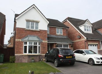 Thumbnail 4 bed detached house to rent in Windsor Drive, Miskin, Pontyclun