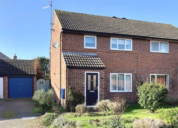 Thumbnail 3 bed semi-detached house for sale in Andrews Close, Chippenham, Wiltshire