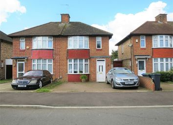Thumbnail Semi-detached house for sale in Grove Gardens, Enfield, Greater London