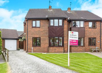Thumbnail 4 bed semi-detached house for sale in The Vale, Beverley Parklands, Beverley