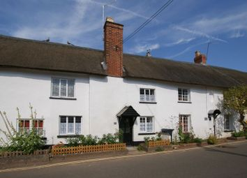 Thumbnail 3 bed cottage for sale in High Street, East Budleigh, Budleigh Salterton