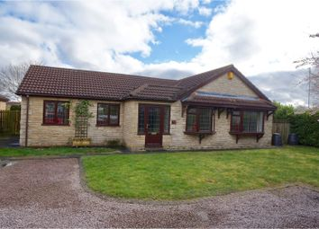 Thumbnail 3 bed detached bungalow for sale in Hibaldstow Close, Lincoln